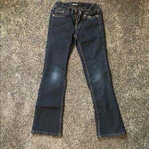 Jordache Bootcut 7 slim jeans